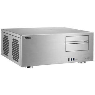 Lian Li PC-C60 Alu Desktop ohne Netzteil silber