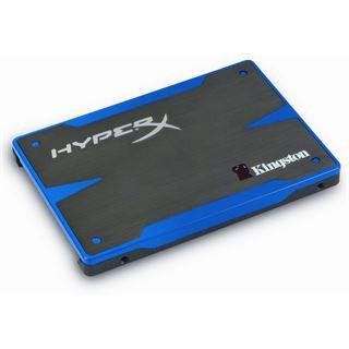 "240GB Kingston HyperX SSD 2.5"" (6.4cm) SATA 6Gb/s MLC synchron (SH100S3/240G)"