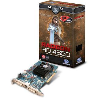 1024MB Sapphire Radeon HD 4650 Aktiv AGP (Lite Retail)