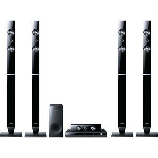Samsung HT-D355 5.1 330W DVD bk