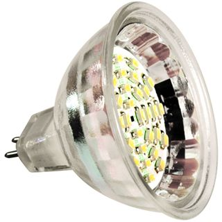 Segula LED SMD Reflektor MR16 Klar GU5.3 A++