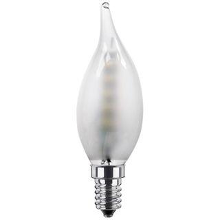 Segula LED Kerze 136 Windstoß Matt E14 A+
