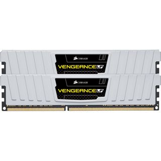 8GB Corsair Vengeance LP weiß DDR3L-1600 DIMM CL9 Dual Kit