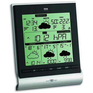 TFA 35.5020.IT Genio 300 - sat.-gestützte Funkwetterstation,