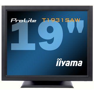 """19"""" (48,26cm) iiyama ProLite T1931SAW-B1 Touch schwarz 1280x1024 1xVGA/1xDVI"""