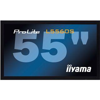 "55"" (139,70cm) Iiyama ProLite L5560S-B1 Public"