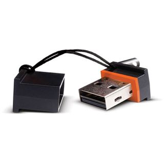 32 GB LaCie MosKeyto schwarz USB 2.0