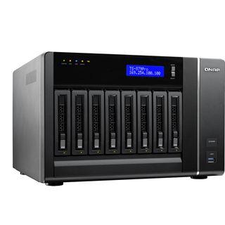 QNAP Turbo Station TS-879 Pro ohne Festplatten
