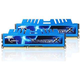 8GB G.Skill RipJawsX LV DDR3L-1600 DIMM CL9 Dual Kit