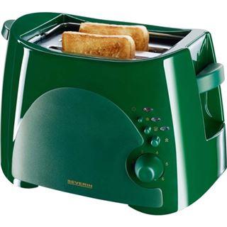 Severin Automatik-Toaster AT 2540-259 moosgrün
