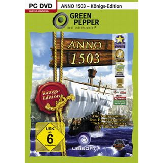 AK Tronic Anno 1503 Königsedition (PC)
