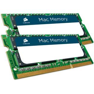 8GB Corsair Core Series DDR3-1333 SO-DIMM CL9 Dual Kit