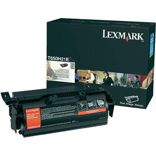 Lexmark T65x Tonerkassette 25.000Seiten T650dn / T650dtn / T650n / T652dn / T652dtn / T652n / T654dn / T654dtn / T654n