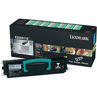Lexmark Reman-Druckkassette E250 E35x 3.500Seiten E250d E250dn E350d E352dn