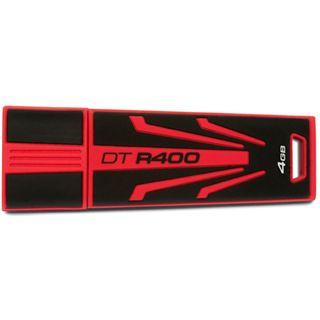 4 GB Kingston DataTraveler R400 rot/schwarz USB 2.0
