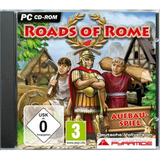 AK Tronic Roads of Rome (PC)