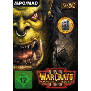 Blizzard Warcraft 3 Gold Bestseller (neue Version) (PC)