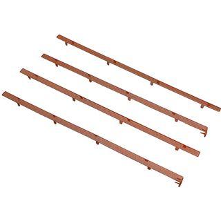 BitFenix Mesh-Stripes orange Blenden für Shinobi (BFC-SNB-150-OX-SP)