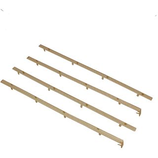 BitFenix Mesh-Stripes gold Blenden für Shinobi (BFC-SNB-150-AUX-SP)