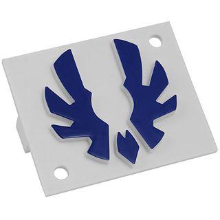 BitFenix Badge dunkelblau Logo für Shinobi (BFC-SNB-150-DBLOG-SP)
