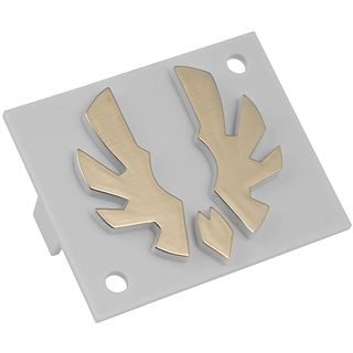 BitFenix Badge gold Logo für Shinobi (BFC-SNB-150-AULOG-SP)