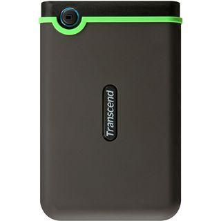 "1000GB Transcend StoreJet 25M3 TS1TSJ25M3 2.5"" (6.4cm) USB 3.0 schwarz/grün"