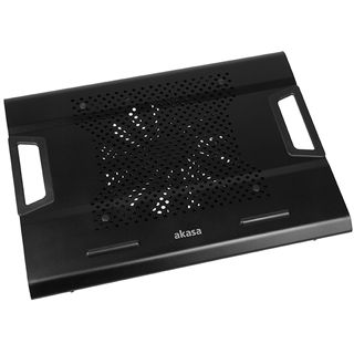 Akasa Helix 420 Notebook Cooler schwarz