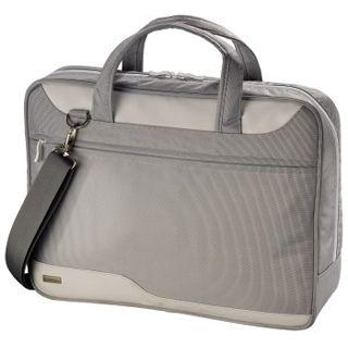 Hama Notebook-Tasche Nantes, Displaygrößen bis 40 cm (15,6), Silber ,