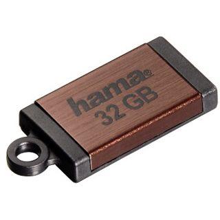 32 GB Hama Micro braun USB 2.0