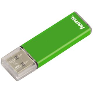 "8 GB Hama FlashPen ""Valore"" gruen USB 2.0"