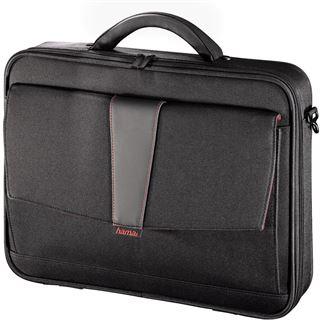 Hama Notebook-Tasche Atlanta, Displaygrößen bis 40 cm (15,6), Schwarz