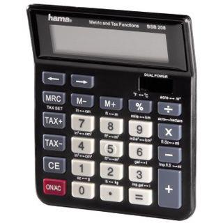Hama Taschenrechner Bureau BSB 208