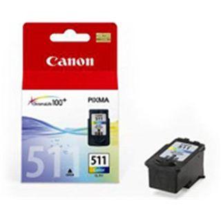 Canon Tinte CL-511 2972B010 cyan, magenta, gelb