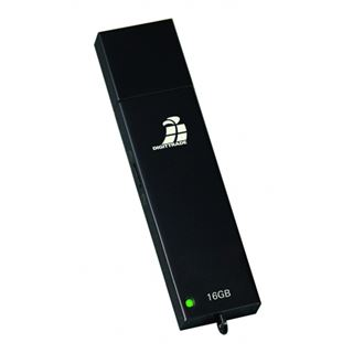 16 GB Digittrade USS256 schwarz USB 2.0