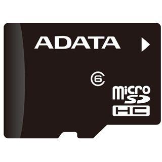 4 GB ADATA Turbo microSDHC Class 6 Retail