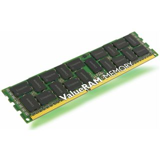 8GB Kingston ValueRAM DDR3-1333 regECC DIMM CL9 Single