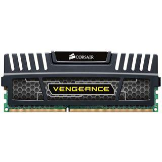 8GB Corsair Vengeance schwarz DDR3-1600 DIMM CL10 Single