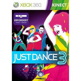 Just Ubisoft Dance 3 (XBox360)