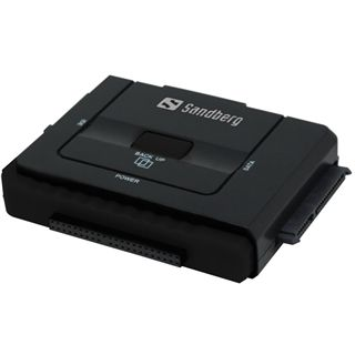 """Sandberg USB Multi Hard Disk Link Adapter für 2.5"""" und 3.5"""" Festplatten (133-63)"""