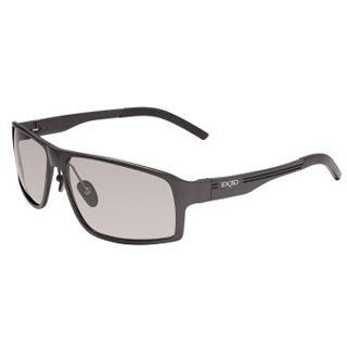 Hama EX3D Polfilterbrille, 5009 klassisch, Schwarz