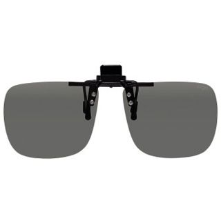 Hama EX3D Polfilterbrille, 1015 Brillenträger, groß
