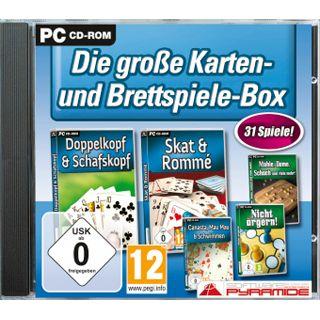 Karten- & Brettspiele (PC)