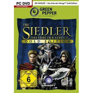 Ubisoft Die Siedler 5 - Gold-Edition (PC)