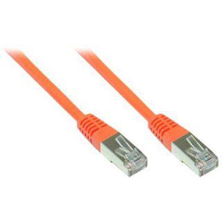 70.00m Good Connections Cat. 6 Patchkabel S/FTP PiMF RJ45 Stecker auf RJ45 Stecker Orange