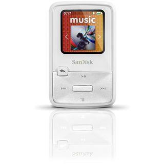SanDisk MP3 Sansa Clip Zip White 4GB (SDMX22-004G-E46W) reta
