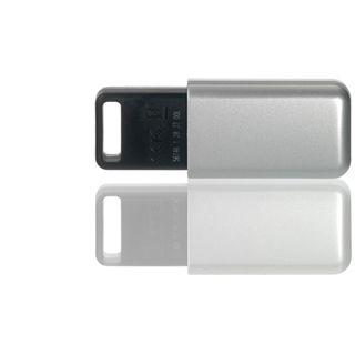 4 GB Freecom DataBar schwarz/silber USB 2.0