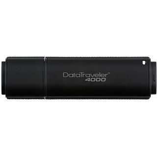 16 GB Kingston DataTraveler 4000M schwarz USB 2.0
