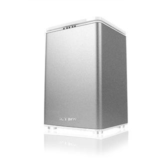 Raidsonic Icy Box IB-RD3262+USE2 2fach RAID PC MAC