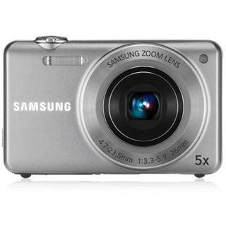 """Samsung 16M, OIS, 5x, 26 mm, 2,7"""", HD Video, micro SD silber"""