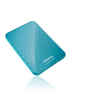 "1000GB ADATA Portable Hard Drive ASH12-1TU3-CBL 2.5"" (6.4cm) USB 3.0 blau"